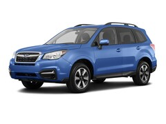 Certified Pre-Owned 2017 Subaru Forester 2.5i Premium AWD 2.5i Premium  Wagon CVT for sale in Fayetteville, NC