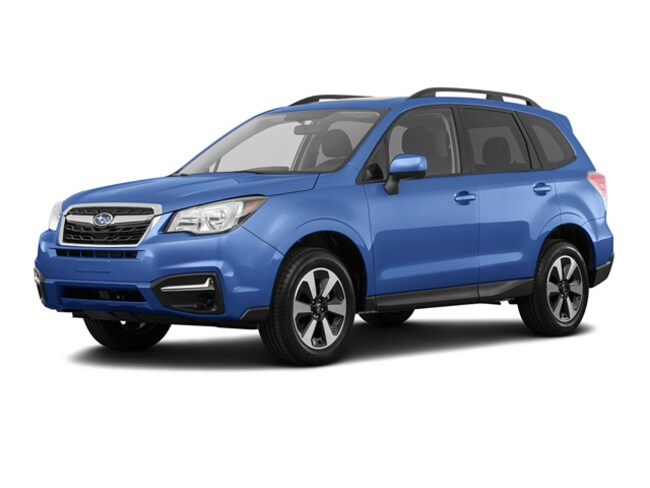 2017 Subaru Forester Blue