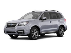 Pre-Owned 2017 Subaru Forester Touring Sport Utility for sale in Little Rock, AR