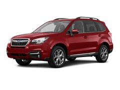 2017 Subaru Forester 2.5i Touring Certified SUV