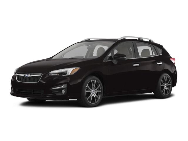 New 2017 Subaru Impreza 2.0i Limited with EyeSight + Moonroof + BSD/RCTA + HBA + RAB + Starlink Sedan Parsippany