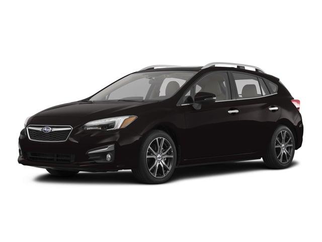 New 2017 Subaru Impreza 2.0i Limited 5dr Sedan Boise