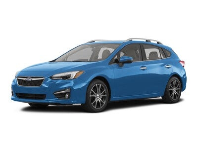 2017 Subaru Impreza 2.0i Limited with EyeSight + Moonroof + BSD/RCTA + Hatchback
