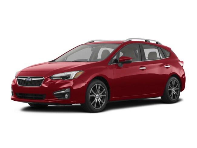New 2017 Subaru Impreza 2.0i Limited with EyeSight + Moonroof + BSD/RCTA + Navi + HK Audio + HBA + RAB + Starlink 5-door for sale in Charlottesville