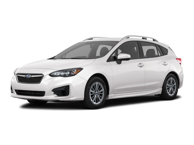 New 2017 Subaru Impreza 2.0i Premium with Moonroof + Starlink Sedan Augusta