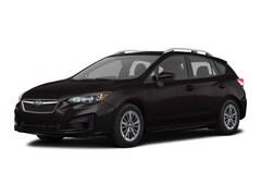 2017 Subaru Impreza 2.0i Premium with EyeSight + BSD/RCTA + SRF + Moonroof + Starlink Hatchback