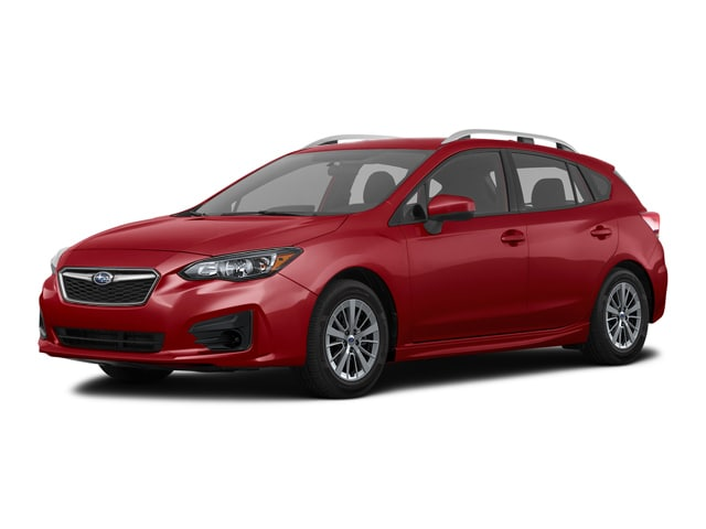 2017 Subaru Impreza 2.0i Premium with EyeSight + BSD/RCTA + SRF + Moonroof + Starlink Sedan