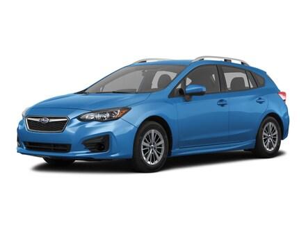 2017 Subaru Impreza 2.0i Premium 5-Door CVT Car
