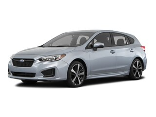 New 2017 Subaru Impreza 2.0i Sport with EyeSight + Moonroof + BSD/RCTA + HK Audio + Starlink Hatchback near Concord & Manchester, NH
