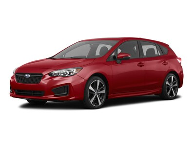 2017 Subaru Impreza 2.0i Sport with Moonroof + BSD/RCTA + HK Audio + Starlink 5-door
