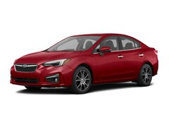 new 2017 Subaru Impreza 2.0i Limited with EyeSight + Moonroof + BSD/RCTA + Navi + HK Audio + HBA + RAB + Starlink Sedan in Glenville