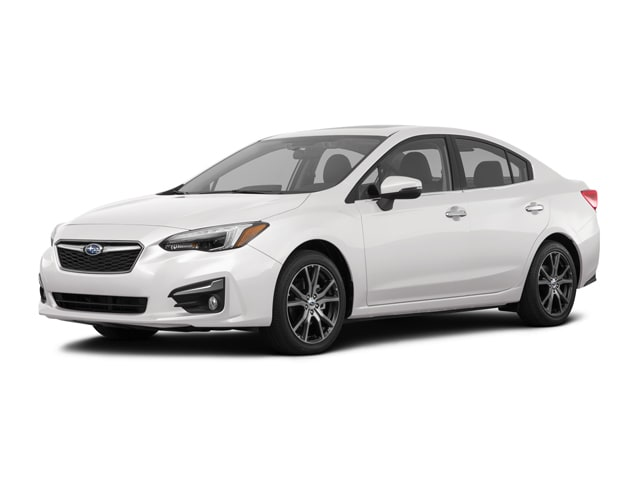 New 2017 Subaru Impreza 2.0i Limited with EyeSight + Moonroof + BSD/RCTA + HBA + RAB + Starlink Sedan Reno, NV