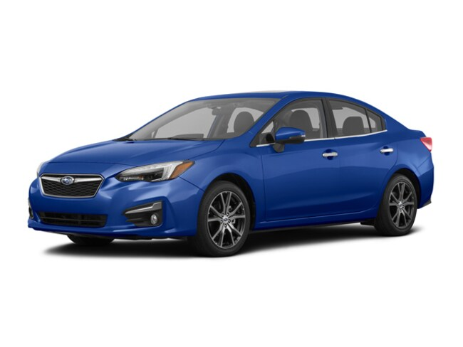 New 2017 Subaru Impreza 2.0i Limited with EyeSight + Moonroof + BSD/RCTA + Sedan in Bangor