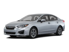 Used 2017 Subaru Impreza 2.0i Premium Sedan for sale in Georgetown near Austin, TX