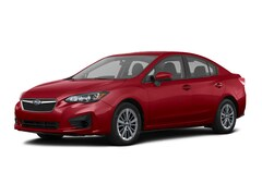 New 2017 Subaru Impreza 2.0i Premium with Moonroof + Starlink Sedan in North Smithfield near Providence