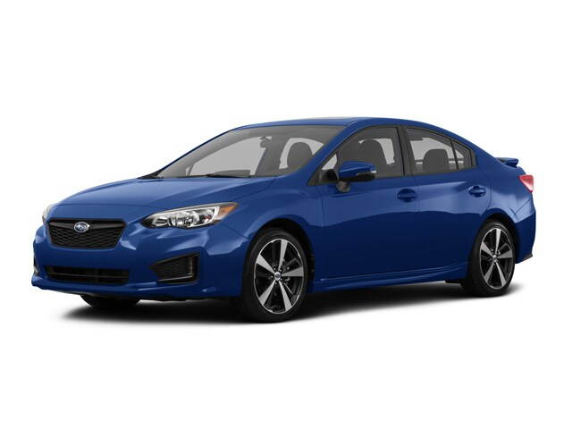 New 2017 Subaru Impreza 2.0i Sport with Moonroof + BSD/RCTA + HK Audio + Starlink Sedan near Boston