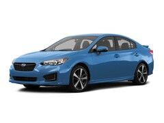 New 2017 Subaru Impreza 2.0i Sport with Moonroof + BSD/RCTA + HK Audio + Starlink Sedan Minneapolis area