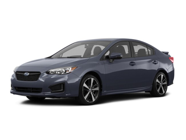 New 2017 Subaru Impreza 2.0i Sport (CVT) Sedan for sale near Kalispell MT