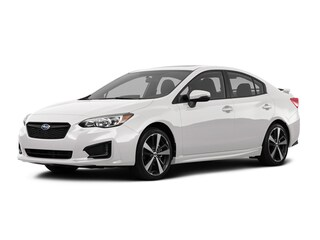 Certified Pre-Owned 2017 Subaru Impreza 2.0i Sport Sedan near Raleigh & Durham, NC