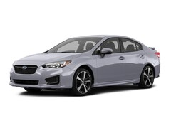 Certified Pre-Owned 2017 Subaru Impreza 2.0i Sport 4-Door CVT Sedan 4S3GKAK67H3601058 for Sale in Glendale