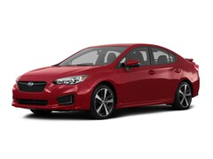 New 2017 Subaru Impreza 2.0i Sport (CVT) Sedan in Burlingame, CA