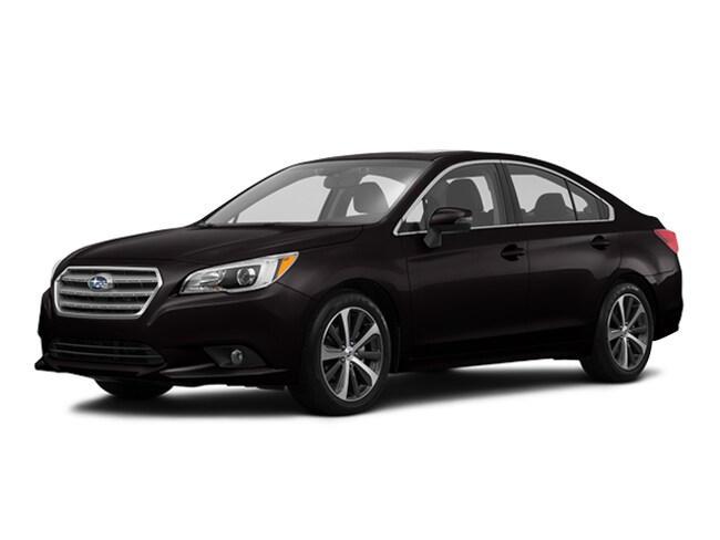 2017 Subaru Legacy 2.5i Limited with EyeSight + Navi + HBA + Reverse Sedan