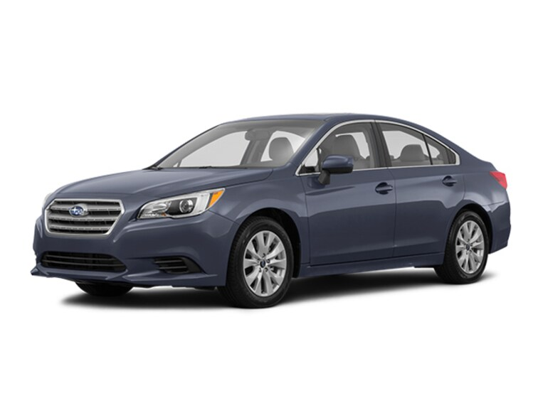 Used 2017 Subaru Legacy Premium Sedan in Eugene