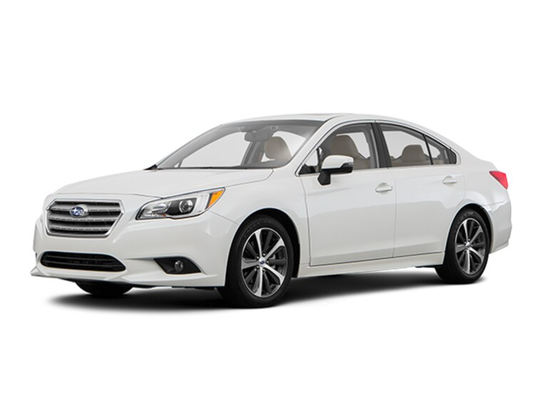 Pre-Owned 2017 Subaru Legacy 3.6R Limited with Sedan for sale in Twin Falls, ID