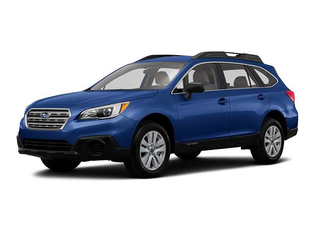 2017 Subaru Outback 2.5i (CVT) SUV