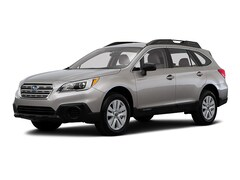 Certified Pre-Owned 2017 Subaru Outback 2.5i SUV in Erie, PA