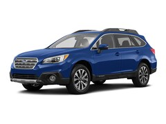 New 2017 Subaru Outback 2.5i Limited with EyeSight+Navi+HBA+Reverse Auto Braking+HID Headlights+Starlink SUV in Burlingame, CA