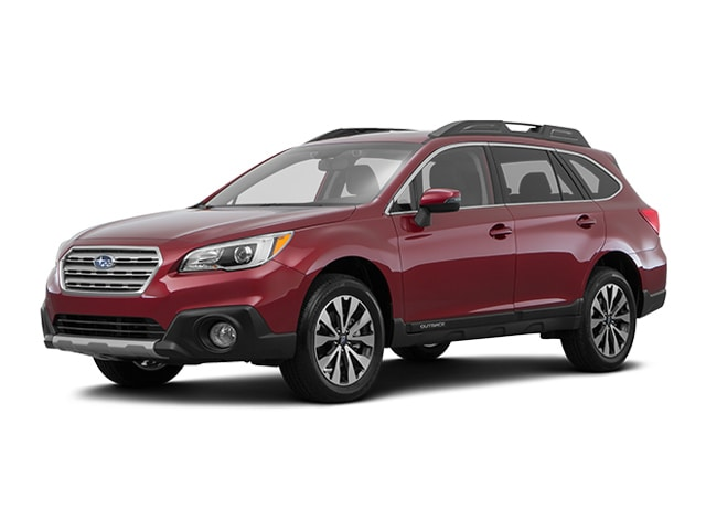 New 2017 Subaru Outback 2.5i Limited with EyeSight+Navi+HBA+Reverse Auto Braking+HID Headlights+Starlink SUV near Boston