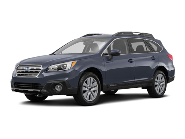 Certified 2017 Subaru Outback 2.5i Premium with SUV in Bennington, VT