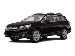 Certified Pre-Owned 2017 Subaru Outback 2.5i Premium with SUV Dubuque IA