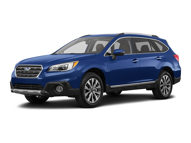 New 2017 Subaru Outback 2.5i Touring with Starlink SUV Bakersfield, CA