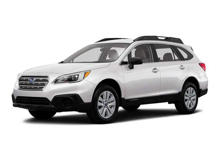 Used 2017 Subaru Outback 2.5i SUV in Bangor