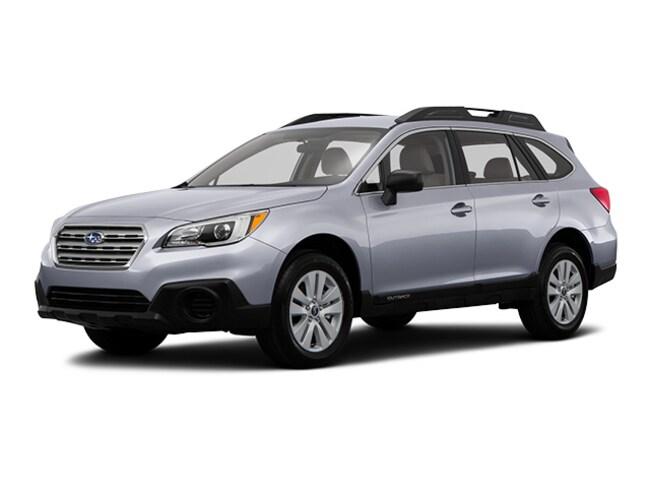 Used 2017 Subaru Outback 2.5i SUV in Amarillo