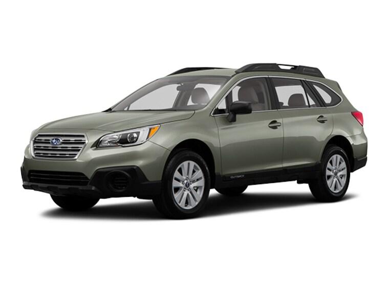 Used 2017 Subaru Outback 2.5i SUV for sale in Rhinebeck, NY at Ruge's Subaru