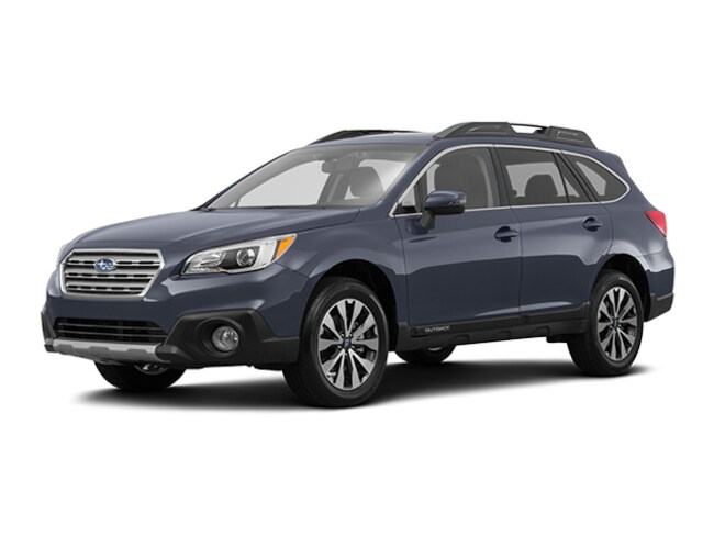 used 2017 Subaru Outback 2.5i Limited with SUV colonial heights near Richmond VA