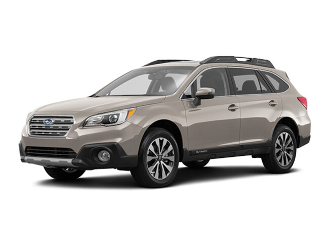 Pre-Owned 2017 Subaru Outback 2.5i Limited with SUV for sale in Twin Falls, ID