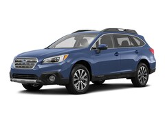 Used 2017 Subaru Outback 2.5i Limited with SUV 19574A in Potsdam