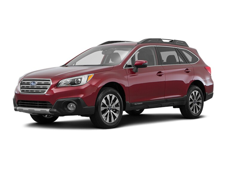 Certified Used 2017 Subaru Outback 2.5i Limited Sport Utility 4S4BSANC9H3227821 in Savoy IL