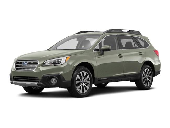 Used 2017 Subaru Outback 2.5i Limited with SUV Near Indianapolis