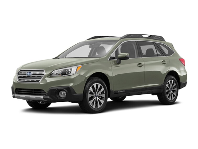 Certified Used 2017 Subaru Outback 2.5i SUV for sale at Stohlman Subaru in Tyson's Corner, VA