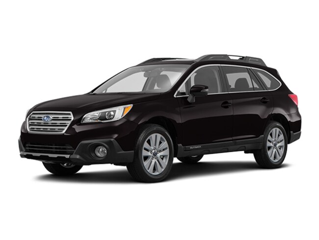 Certified Used 2017 Subaru Outback 2.5i Premium with SUV In Green Bay