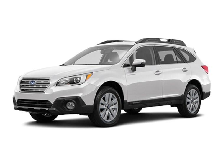 Used 2017 Subaru Outback 2.5i Premium with SUV in Christiansburg, VA