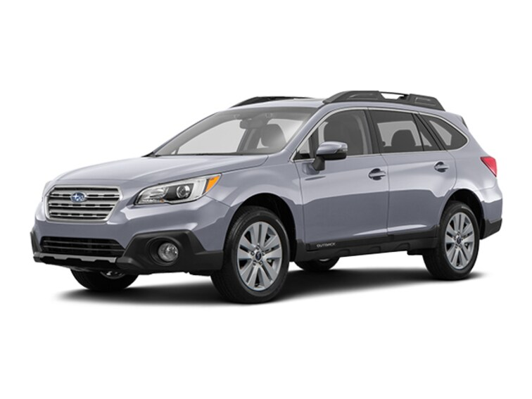 Certified Pre-Owned 2017 Subaru Outback 2.5i Premium with SUV for sale in San Antonio, TX