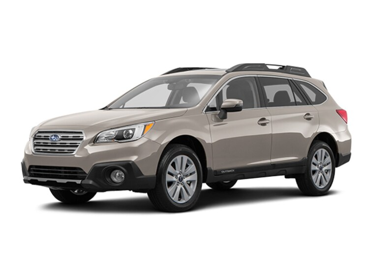 Used 2017 Subaru Outback 2.5i Premium SUV 1125A for sale near Garden City