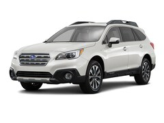 Pre-Owned 2017 Subaru Outback Limited Sport Utility for sale in Little Rock, AR