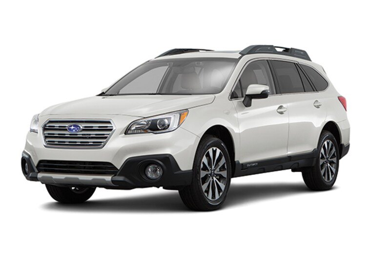 Certified Used 2017 Subaru Outback 3.6R Limited with SUV In Green Bay